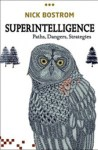 Superintelligence: Paths, Dangers, Strategies book cover