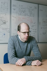 Prof. Nick Bostrom (image credit: Andy Donohue)