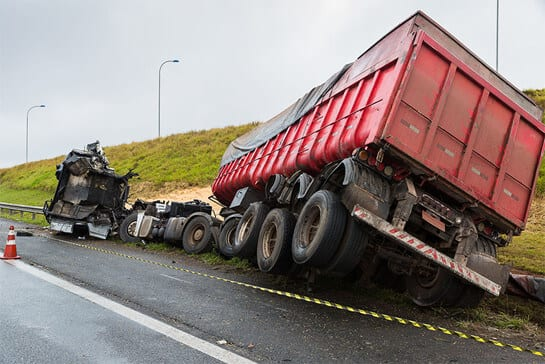 Weatherford Truck Accident Lawyer | Semi Tractor Trailer