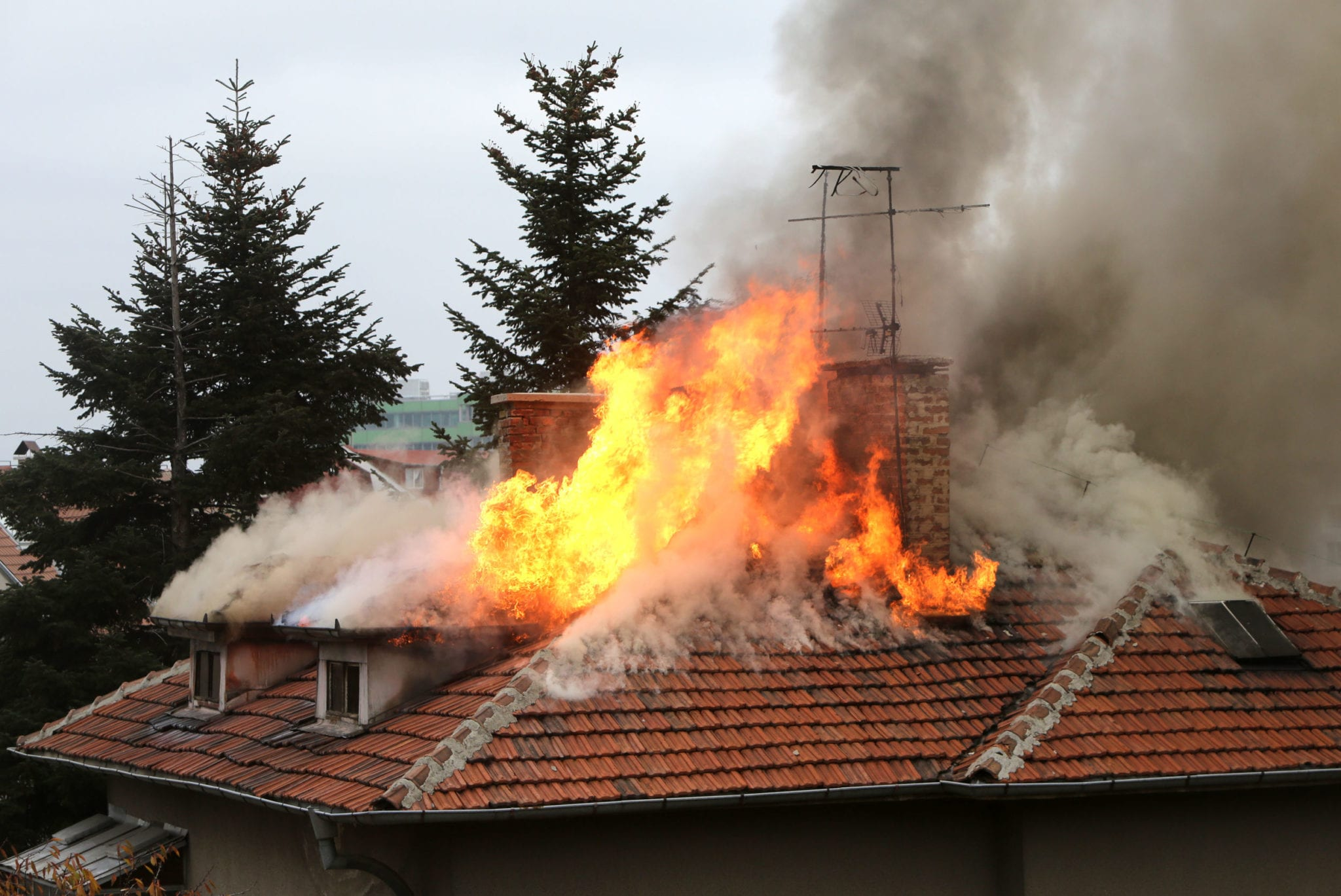 Texas Fire Homeowners Insurance Claims