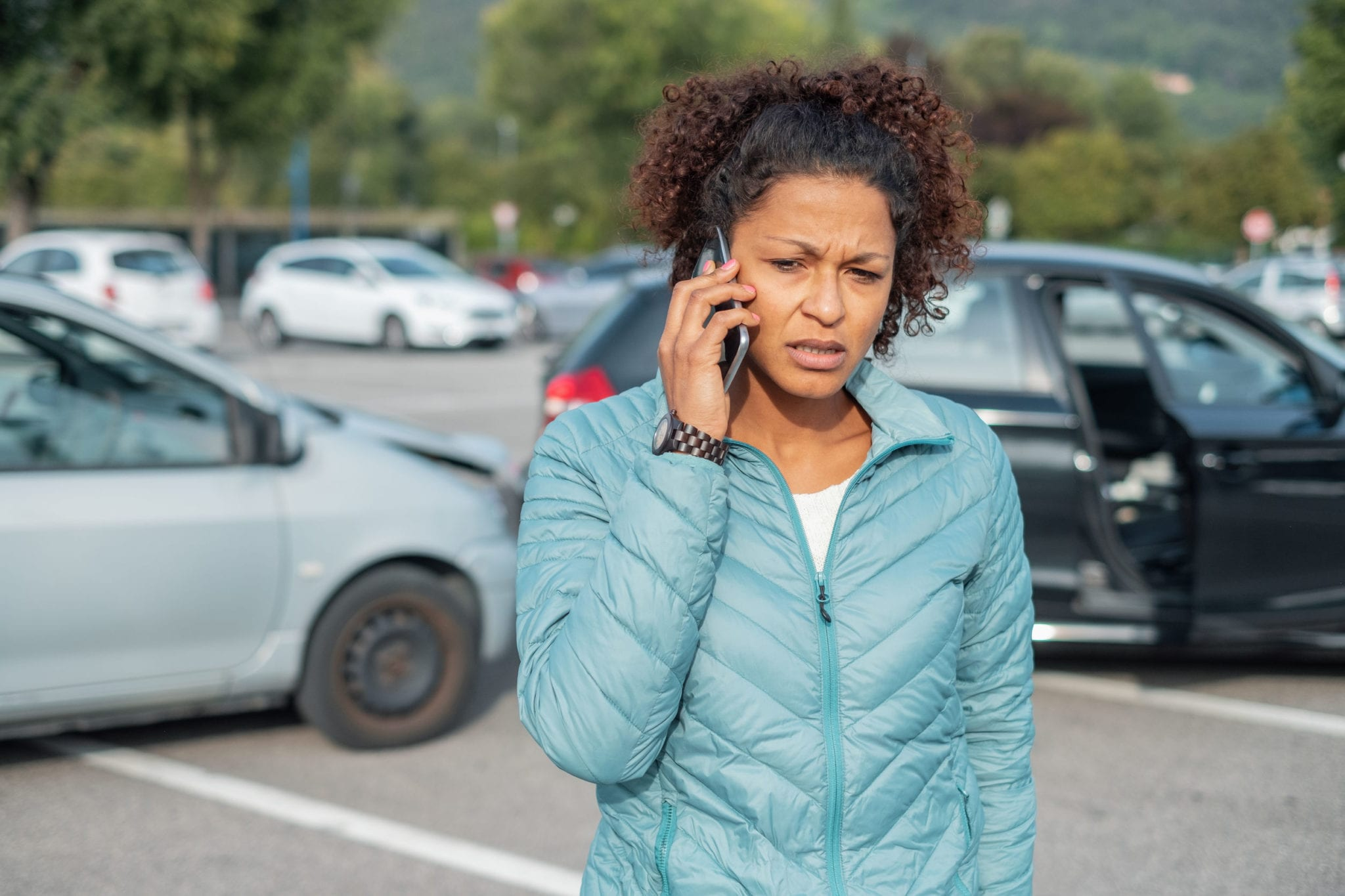 Determining Fault Following a Parking Lot Accident in Texas
