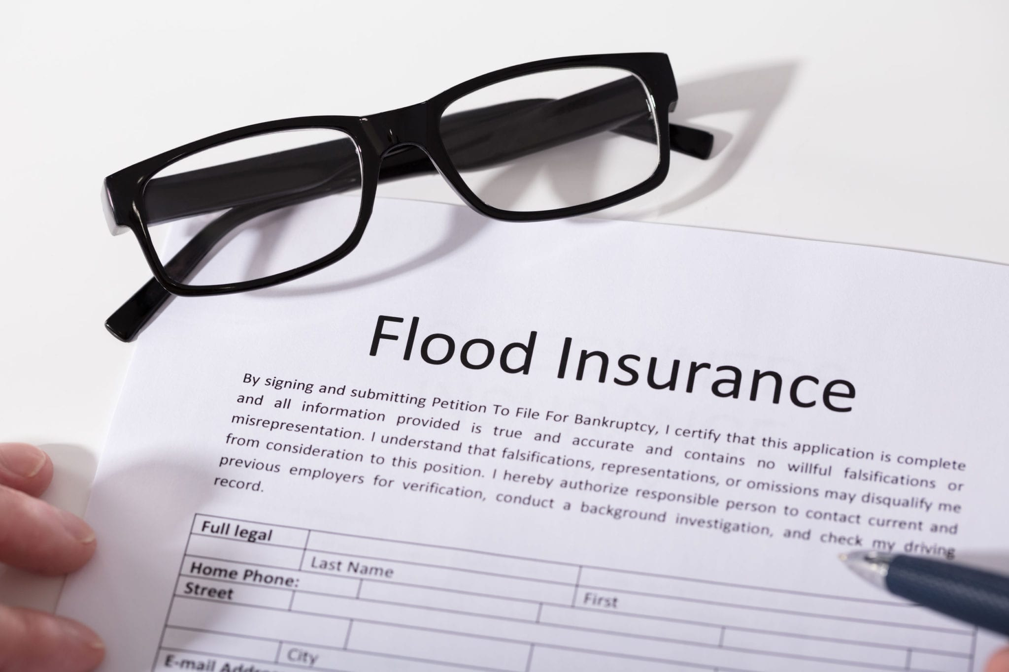 So, what are the costs of a Texas flood insurance policy?