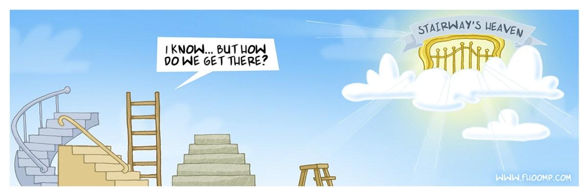 stairway's-heaven