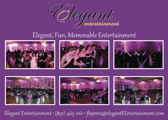 2014 Houston Bridal Extravaganza Flyer