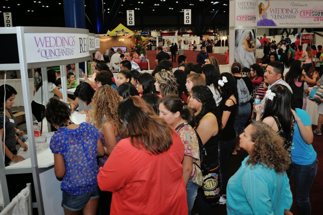 Houston Weddings and Quinceaneras Expo