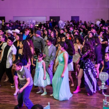 The Dance Floor was Packed all Night
