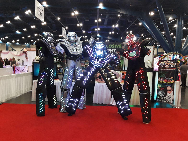 The Crazy Hour Robots