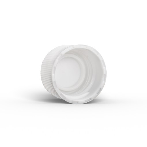 GB30-Inside-White 20-400 PP Ribbed Cap with Foam Liner