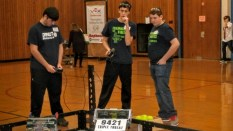 9421 at the start of competition
