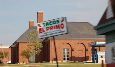 A Mexican restaurant in North Carolina - Photo: newyorktomexico.com