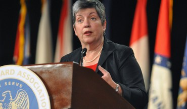 DHS Secretary Janet Napolitano - File photo: The National Guard/Flickr