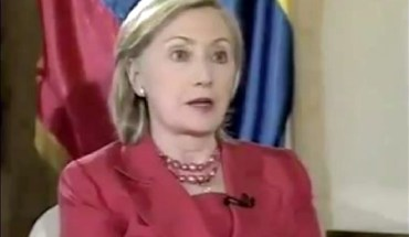 Sec. of State Hillary Clinton on Ecuadorian TV