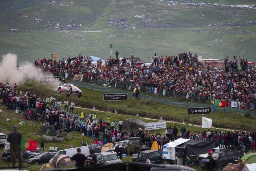 Rally Portogallo