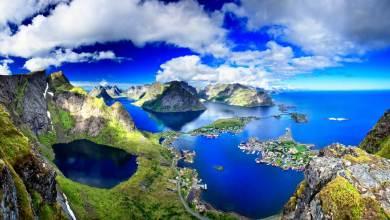 Photo of Bicidinverno: le isole Lofoten