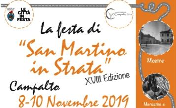 Photo of sabato 9 novembre: Pedalata di San Martino