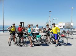 Photo of sabato 11 luglio: Vieni a pedalare tra la laguna sud e il mare