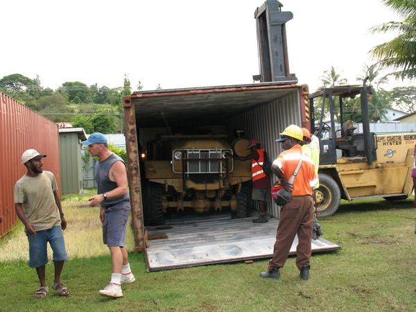 • Supplies sent to PNG • Moldova partnership