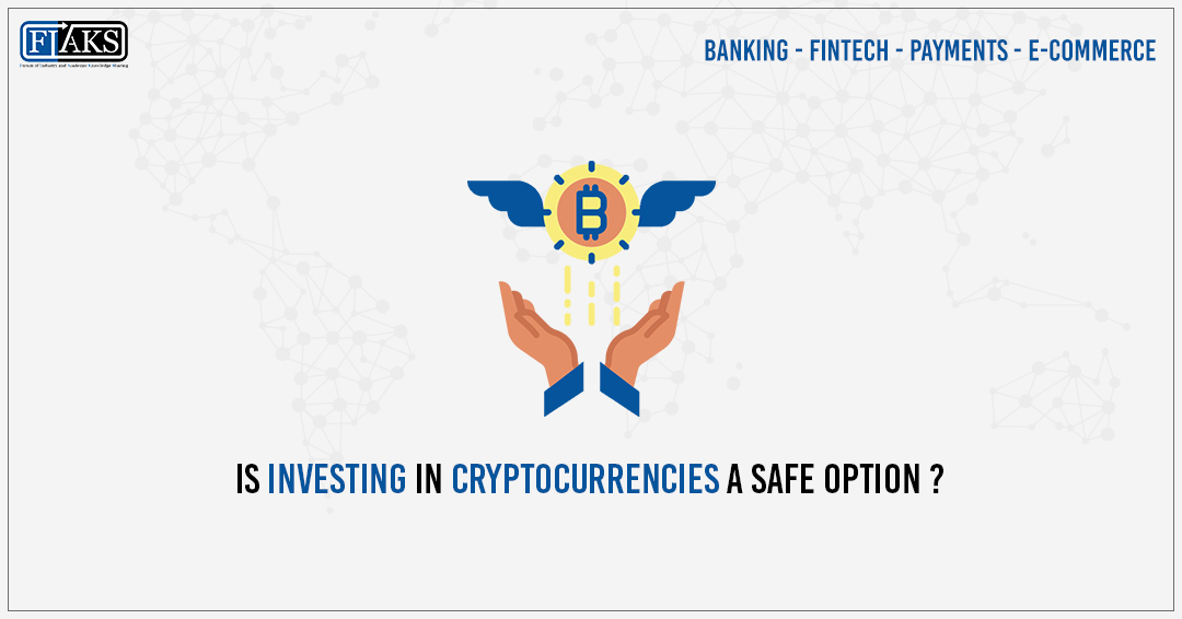 is investing in cryptocurrency safe