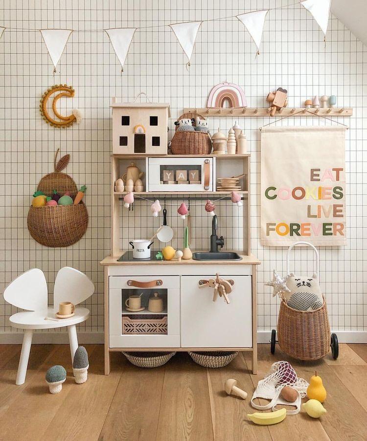 Cucine Per Bambini Ed Accessori In Legno Fiamma S Choice