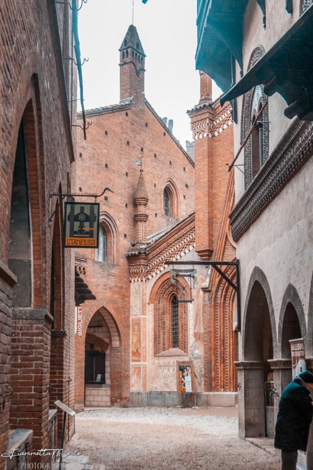 Chiesa borgo medievale torino parco del valentino