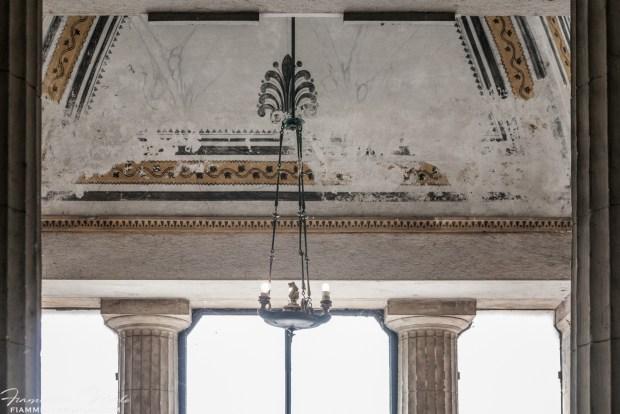 Tempio Crematorio voluto da Alberto Keller - Cimitero Monumentale di Milano