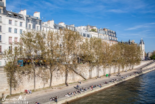 Lungo Senna Parigi