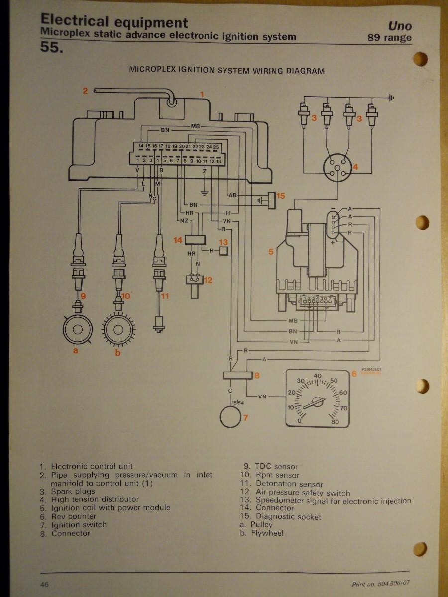 Technical Uno Turbo Ecu Pinout Diagram