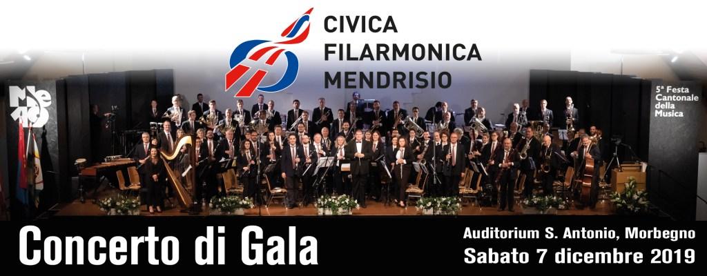 Concerto della Civica Filarmonica di Mendrisio