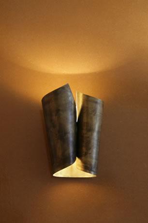 Wandlampen Design In Edelstahl Und Messing Wandleuchten