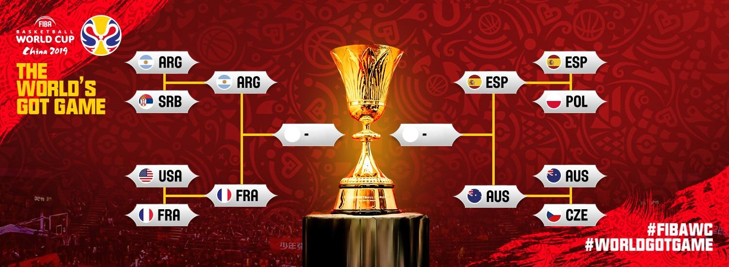 Image result for semifinal world cup fiba 2019