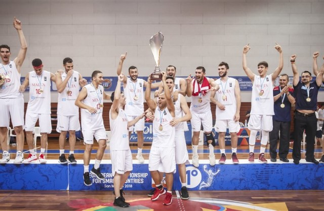 Image result for fiba small countries 2019