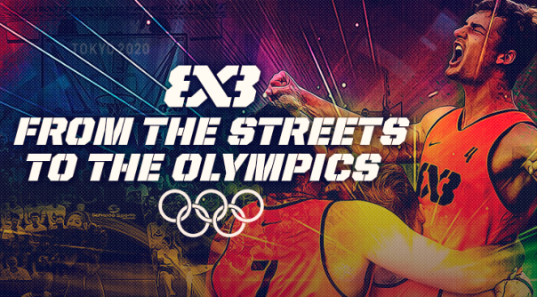 The International Olympic Committee (IOC)'s Executive Board on Friday announced its decision to include 3x3 as part of the Olympic Basketball program starting with the Tokyo 2020 Olympic Games.