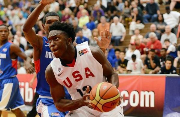 FAU18 - USA Dispatches Dominican Republic 90-56, Advances ...