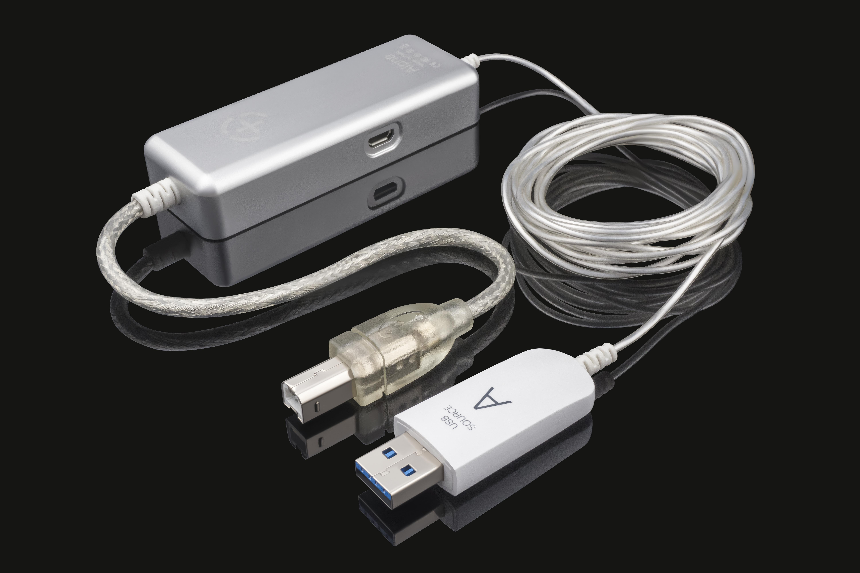 Nowe rozwiązanie dla audiofila – Alpha Hi-Fi USB A-B