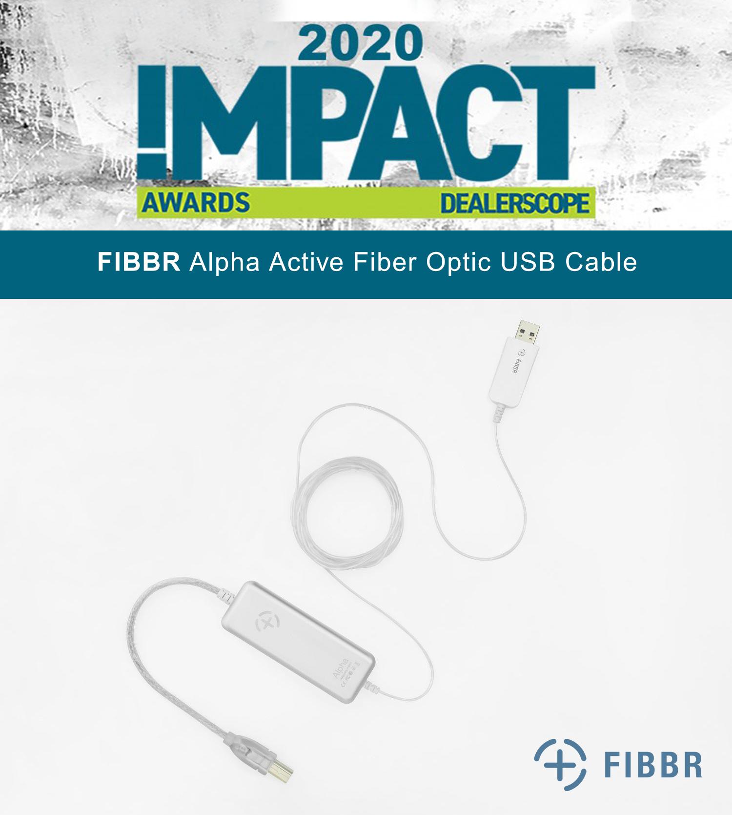 Nagroda IMPACT AWARD 2020 dla Alpha USB HiFi