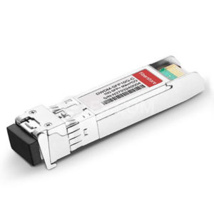 Tunable SFP+ transceiver
