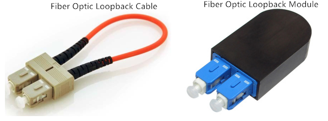 fiber optic loopback