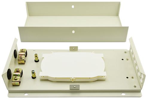 wall mount fiber termination box
