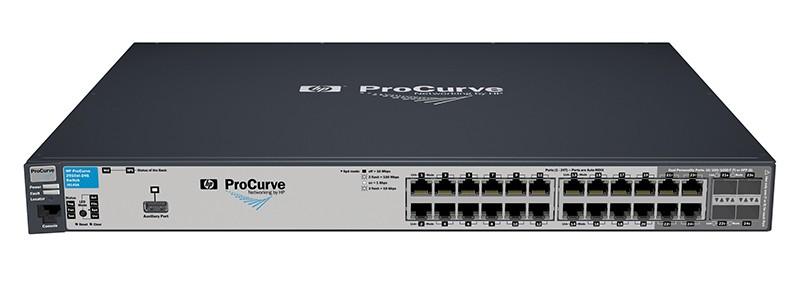 HP ProCurve 2910al-24G Switch (J9145A)
