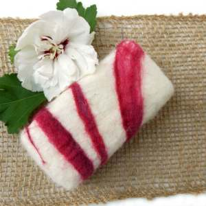 How to Make Felted Soap!