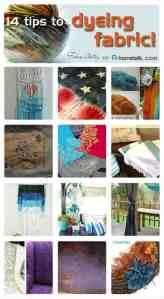 14 Dyeing Tips & Tricks