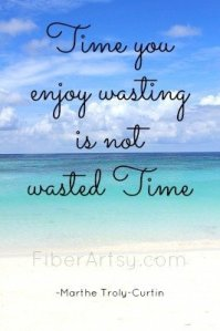 Time you enjoy wasting …..
