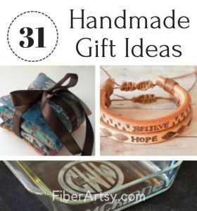 31 Creative Handmade Gifts