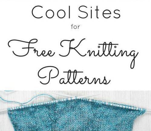 15 Knitting Websites For Free Knitting Patterns