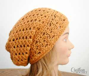 Trinity Slouch Hat Pattern