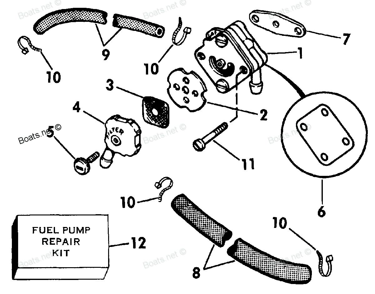 1973 Buick Vacuum Diagram