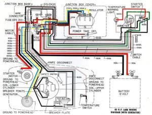 FiberGlassics®  tach signal wire  '64 Lark VI