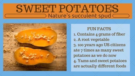 sweet potato health benefits are amazing