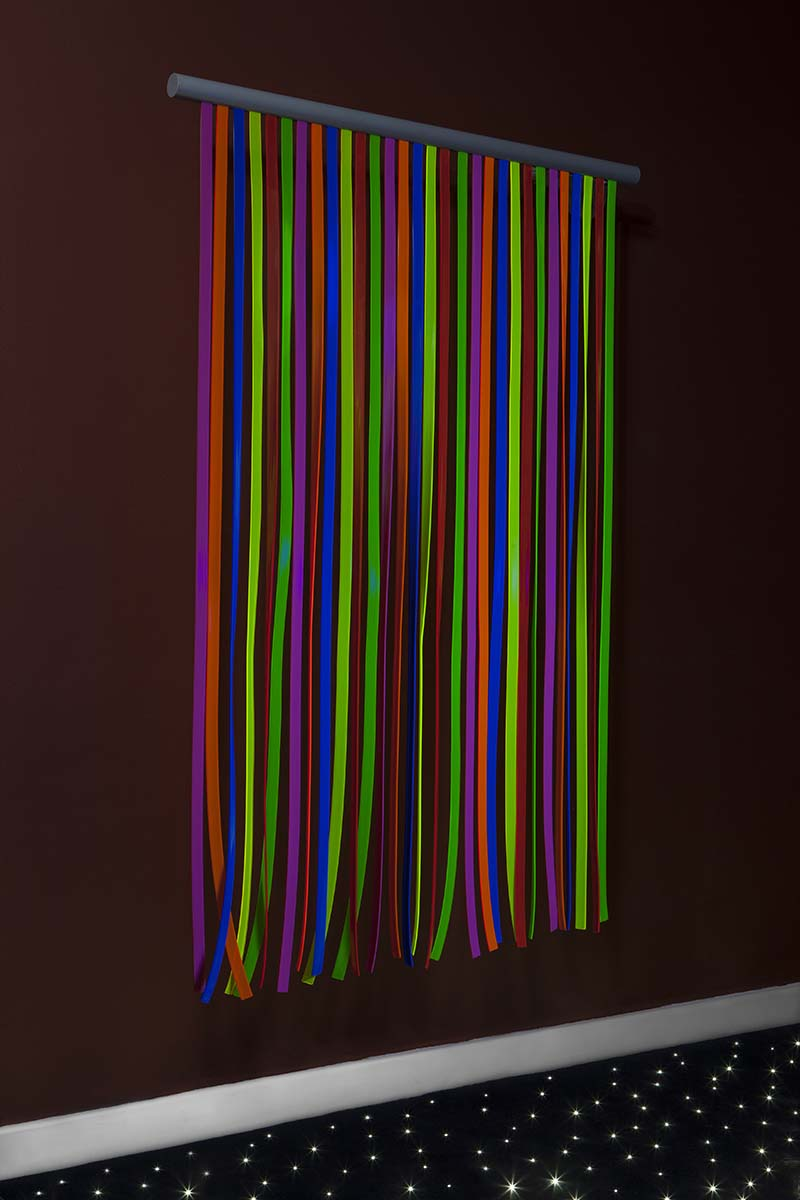 Ultraviolet Waterfall Fiber Optic Lighting Kits