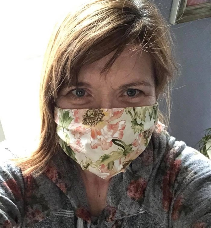 Cloth Facial Masks Now Recommended
